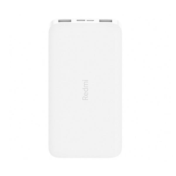Xiaomi redmi powerbank 10.000mah doble salida usb y doble entrada microusb y usb-c