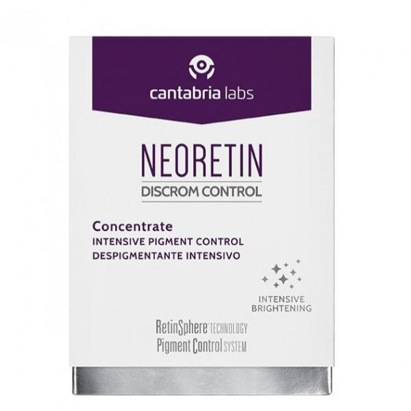 NEORETIN DISCROM CONTROL CONCENTRATE DESPIGMENTANTE INTENSIVO 2X10 ML